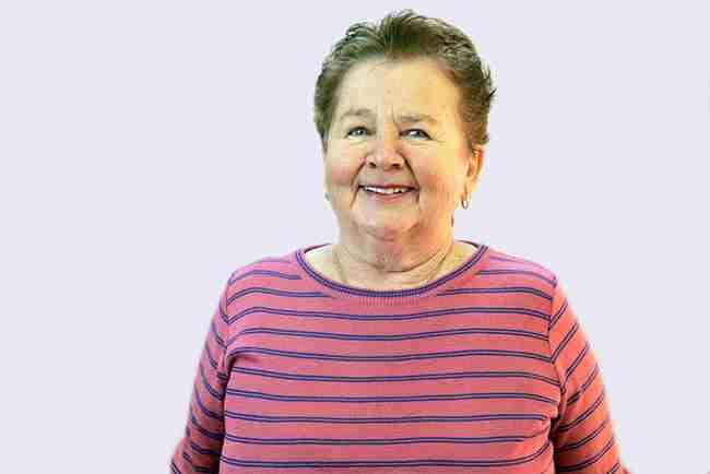 Portrait of Krystyna