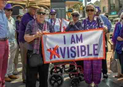 I am visible