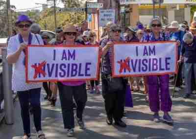 "Lane Cove I""I am Visible"" Walk"