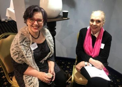 Our Lovely Members at the AGM of OWN NSW