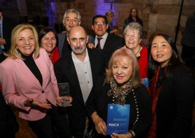 MACA Media Awards 2019 so proud that our nominated radio programme, Baby Boomers Guide to the 21st Century Won!