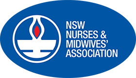 NSW Nurses & Midwives' Association Logo